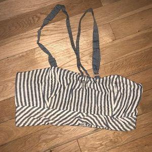 Women's Lilka crop top bra